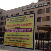 Cataract Operations Camp